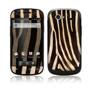 Zebra Print Decorative Skin Cover Decal Sticker for