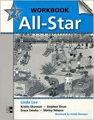 All Star 2 Workbook Standards Based English, (0072846755), Linda Lee