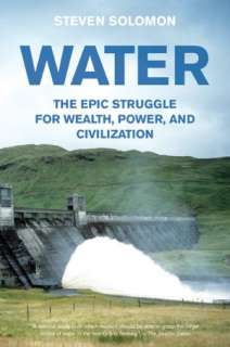 Turbulent Future of Water by Charles Fishman, Free Press  Paperback