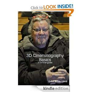 3D Cinematography Basics   a survival guide: Geoff Boyle: