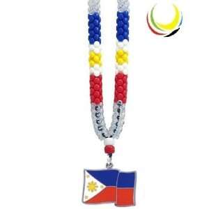 Necklaces   PHILIPPINES FLAG : Everything Else