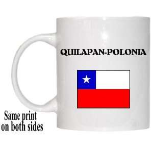 Chile   QUILAPAN POLONIA Mug: Everything Else