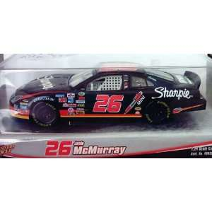 124 scale Jamie McMurray, #26 Nascar Die Cast Toys & Games