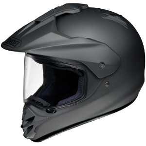 DS Dual Sport Motorcycle Helmet Matte Deep Grey Small S 0114 0137 04