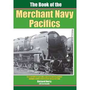 Book of Merchant Navy Pacifics 2nd Ed (Book of Series