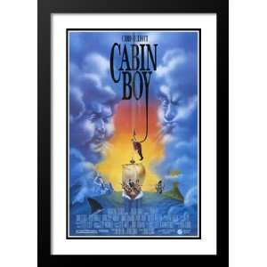 Cabin Boy 32x45 Framed and Double Matted Movie Poster   Style A   1994