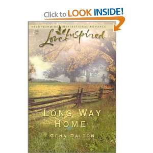 Long Way Home (The McMahans of Texas, Book 3) (Love Inspired #201