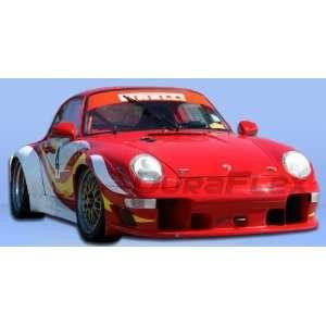 1995 1998 Porsche 993 GT 2 Evo 2 Front Bumper (bumper is designed for