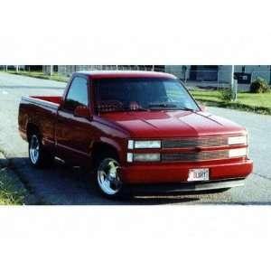 Pickup, 1988 1993, Crew Cab Pickup/Suburba (1992 92 1993 93) PR 801010
