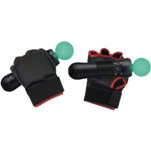 Ultimate Boxing Gloves for Playstation Move Video Games