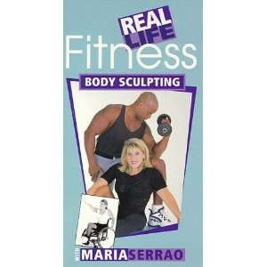 Serrao: Body Sculpting Real Life Fit [VHS]: Maria Serrao: Movies & TV