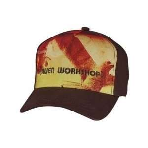 Alien Workshop Skateboards Super 8 Adjustable Hat