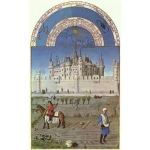 Hes du Duc Jean de Berry (book of hours of the Duke of B Books