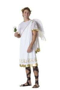 Adult Greek God Cupid Outfit Mens Halloween Costume