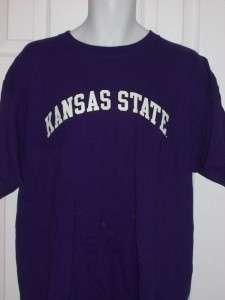 Kansas State Wildcats Logo Shirt XL NWT