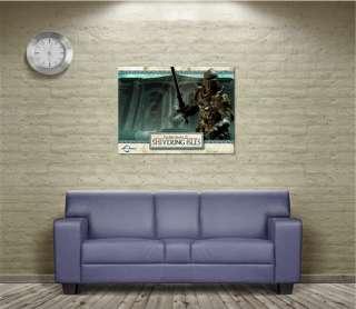 R503 The Elder Scrolls 4 TES4 Oblivion Warrior POSTER