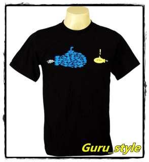 Funny Fish Submarine Scuba Dive Mens Fashion T shirt M