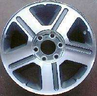 2004   2008 CHEVROLET TRAILBLAZER WHEEL CENTER CAPS NEW