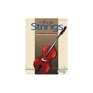 Alfred Publishing 00 4397 Strictly Strings, Book 2