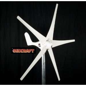 GudCraft WG450 450 Watt 12 Volt 5 Blade Residential Wind