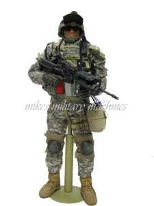 ULTIMATE BBI DID SOLDIER STORY MODERN 101ST AIRBORNE GI JOE FIGURE