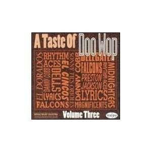 A Taste of Doo Wop, Vol. 3 Music
