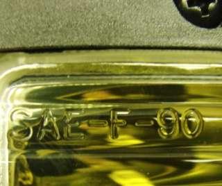 GOLF CART HALOGEN 55W FOG LIGHTS KIT SWITCH & WIRING*DB
