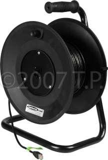 Cable Reel w/250ft Cat5 Belden 1583 Datatwist
