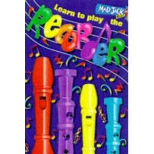 Recorder (Mad Jack Books) (9781855978591) Barry Carson Turner Books