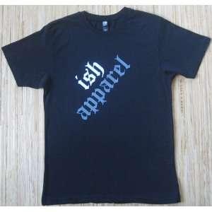 large black ish shirt