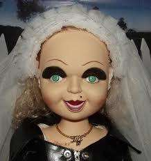 TIFFANY BRIDE OF CHUCKY 24 DOLL EXCLUSIVE OFFICALLY LICENSED