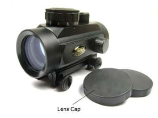 tactical Red/Green Dot rifle pistol Scope sight 20mm Weaver mount RD30