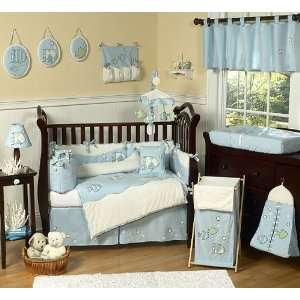Ocean 9 Piece Infant Baby Boy Bedding Crib Set By Jojo Designs Baby