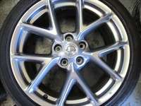 Four 04 11 Nissan Maxima Factory 19 Wheels Tires OEM Rims 245/40/19
