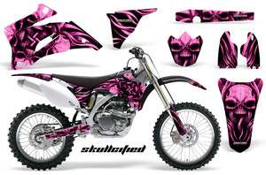 YAMAHA YZ250F YZ450F 06 09 GRAPHICS KIT DECALS SFPNB