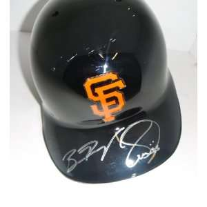 Buster Posey & Tim Lincecum San Francisco Giants Signed Autographed