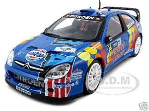 CITROEN XSARA WRC #14 1/18 RALLY DEUTCHLAND