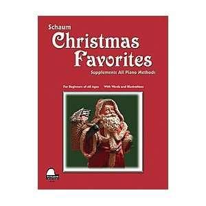 Christmas Favorites, Primer Book