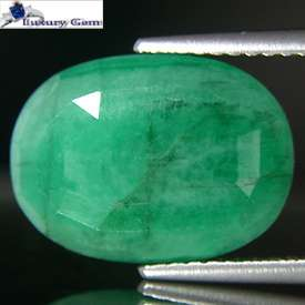 93Cts Classic Top Quality Natural Columbian Green Emerald