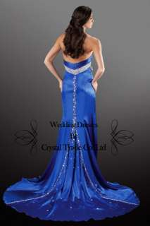 2012 Prom Evening dress sweetheart beaded taffeta party Ball gown Free