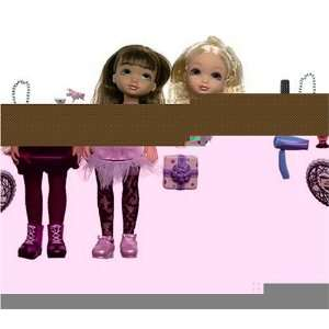 Ever Best Friends   Girl Party   Brianee and Calista Toys & Games