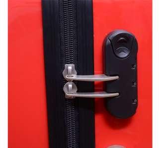 PC Travel Rolling Luggage Set Suitcase Upright 360 Degree 4 Wheel