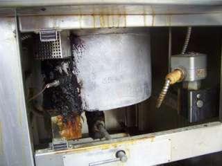 Crisp Pressure Fryer, Model # DSS E13, Rating 11.2 KW, SN 3540, 13 PSI