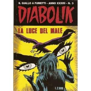comic book style  in Italian), Anno XXXVII, N0. 3) Angela Giussani