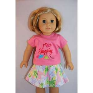 Designed for 18 Inch Doll Like the American Girl Dolls Toys & Games