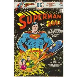 Series) #300 Cary Bates, Elliott Maggin, Curt Swan, Bob Oksner Books