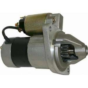 83 87 ISUZU IMPULSE STARTER, 2.0L   1949cc, wo/Turbo (1983 83 1984 84