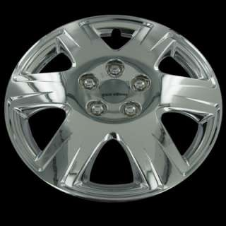 COROLLA Chrome Hubcaps Center Hub Caps Wheel Rim Covers FREE SHIP