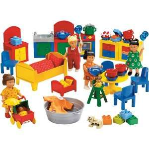 Lego Duplo Dolls Family Set 9234 Toys & Games