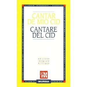 de mio Cid Cantare del Cid (9788842511649) L. Fiorentino Books